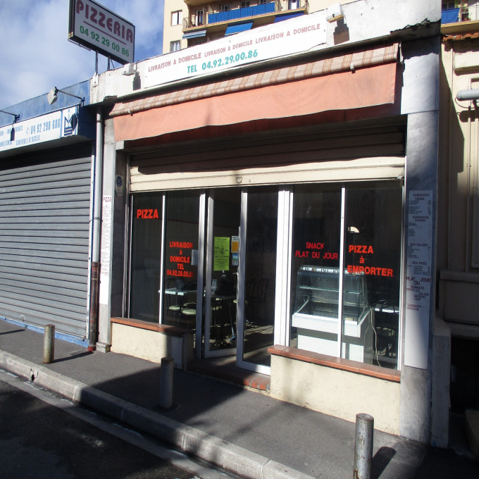 Location Immobilier Professionnel Local commercial Nice (06200)